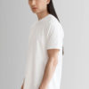 OAR quality heavy sustainable organic white T-shirt